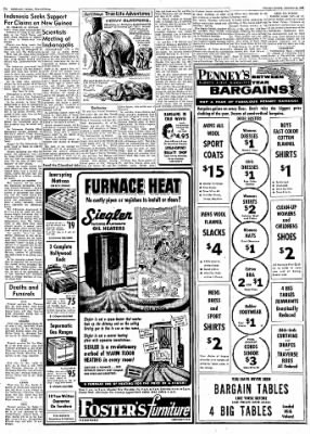 Logansport Pharos-Tribune from Logansport, Indiana on December 26, 1957 · Page 6