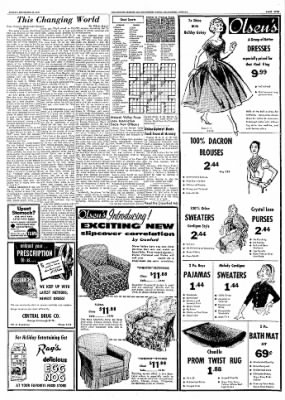 Logansport Pharos-Tribune from Logansport, Indiana on December 29, 1957 · Page 5