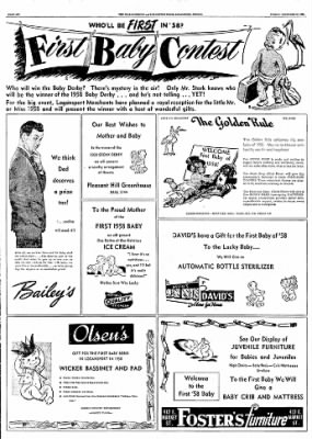 Logansport Pharos-Tribune from Logansport, Indiana on December 29, 1957 · Page 6