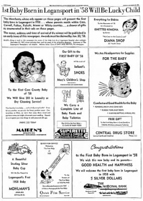 Logansport Pharos-Tribune from Logansport, Indiana on December 29, 1957 · Page 32
