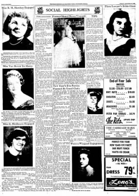 Logansport Pharos-Tribune from Logansport, Indiana on December 29, 1957 · Page 38