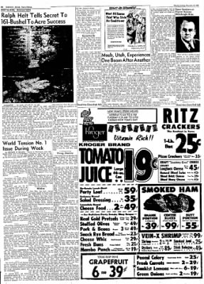 Logansport Pharos-Tribune from Logansport, Indiana on December 30, 1957 · Page 6