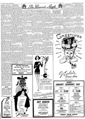Logansport Pharos-Tribune from Logansport, Indiana on December 31, 1957 · Page 6