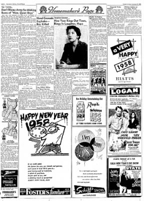 Logansport Pharos-Tribune from Logansport, Indiana on December 31, 1957 · Page 12