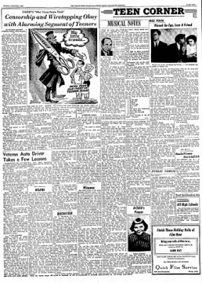 Logansport Pharos-Tribune from Logansport, Indiana on January 5, 1958 · Page 9