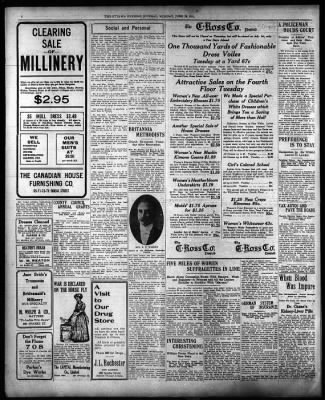 The Ottawa Journal from Ottawa,  on June 19, 1911 · Page 8