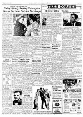 Logansport Pharos-Tribune from Logansport, Indiana on January 12, 1958 · Page 9
