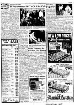 Logansport Pharos-Tribune from Logansport, Indiana on January 19, 1958 · Page 3