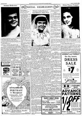 Logansport Pharos-Tribune from Logansport, Indiana on January 26, 1958 · Page 14