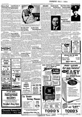 Logansport Pharos-Tribune from Logansport, Indiana on January 26, 1958 · Page 24