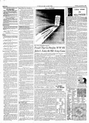 The Courier News from Blytheville, Arkansas on January 11, 1955 · Page 4