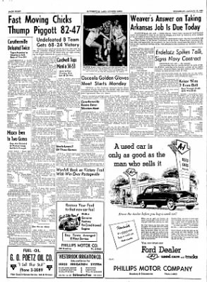 The Courier News from Blytheville, Arkansas on January 12, 1955 · Page 8