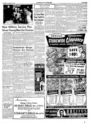 The Courier News from Blytheville, Arkansas on January 13, 1955 · Page 3