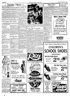The Courier News from Blytheville, Arkansas on January 13, 1955 · Page 4