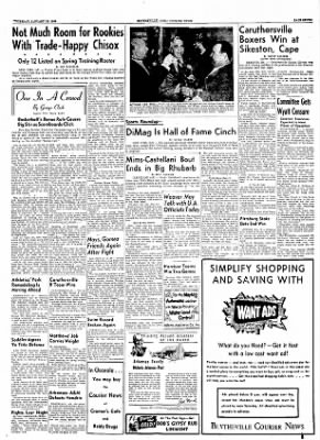 The Courier News from Blytheville, Arkansas on January 13, 1955 · Page 7