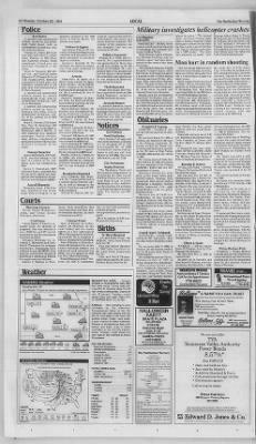 The Manhattan Mercury From Manhattan Kansas On October 28 1991 2