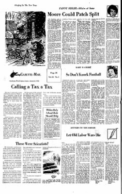 Sunday Gazette-Mail from ,  on January 2, 1972 · Page 26