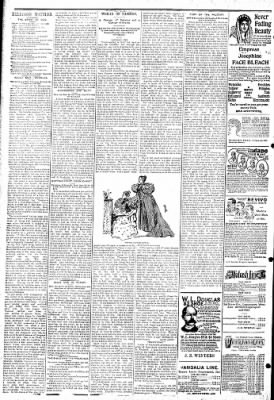 Logansport Pharos-Tribune from Logansport, Indiana on March 10, 1895 · Page 6