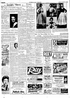 The Courier News from Blytheville, Arkansas on January 17, 1955 · Page 4