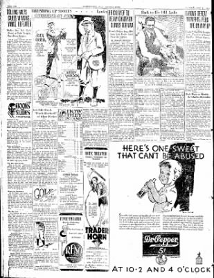 The Courier News from Blytheville, Arkansas on May 12, 1931 · Page 8