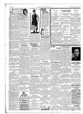The Daily Courier from Connellsville, Pennsylvania on January 26, 1918 · Page 2