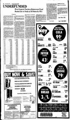 Sunday Gazette-Mail from Charleston, West Virginia on May 23, 1976 · Page 60