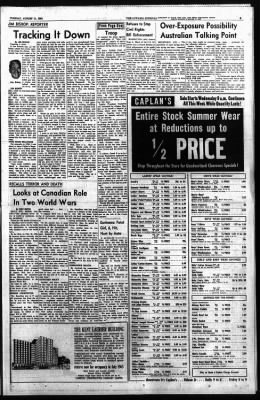 The Ottawa Journal from Ottawa,  on August 11, 1964 · Page 5
