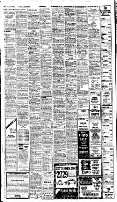 Sunday Gazette-Mail from Charleston, West Virginia on May 23, 1976 · Page 66