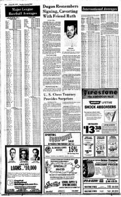 Sunday Gazette-Mail from Charleston, West Virginia on June 29, 1975 · Page 60