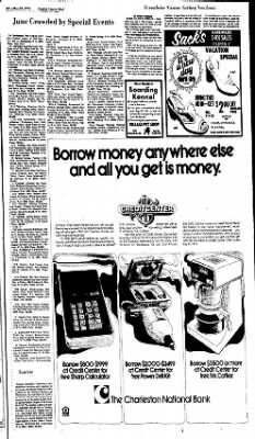 Sunday Gazette-Mail from Charleston, West Virginia on May 23, 1976 · Page 73
