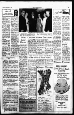 The Ottawa Journal from Ottawa,  on August 11, 1964 · Page 19