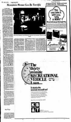 Sunday Gazette-Mail from Charleston, West Virginia on May 23, 1976 · Page 75