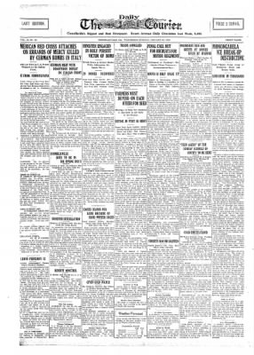 The Daily Courier from Connellsville, Pennsylvania on January 30, 1918 · Page 1