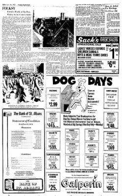 Sunday Gazette-Mail from Charleston, West Virginia on July 16, 1972 · Page 10