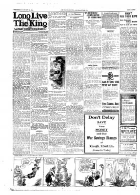 The Daily Courier from Connellsville, Pennsylvania on January 30, 1918 · Page 7