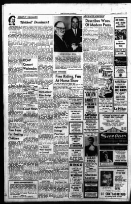 The Ottawa Journal from Ottawa,  on August 11, 1964 · Page 30
