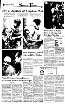 Sunday Gazette-Mail from Charleston, West Virginia on July 16, 1972 · Page 21