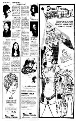 Sunday Gazette-Mail from Charleston, West Virginia on July 16, 1972 · Page 56