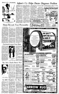 Sunday Gazette-Mail from Charleston, West Virginia on July 16, 1972 · Page 62