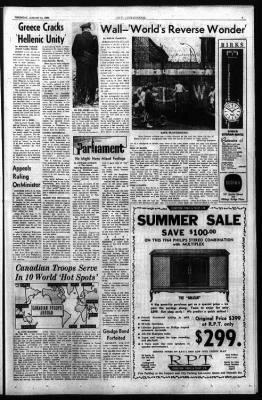The Ottawa Journal from Ottawa,  on August 13, 1964 · Page 7