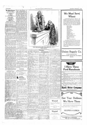 The Daily Courier from Connellsville, Pennsylvania on February 9, 1918 · Page 4