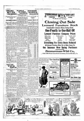 The Daily Courier from Connellsville, Pennsylvania on February 11, 1918 · Page 6