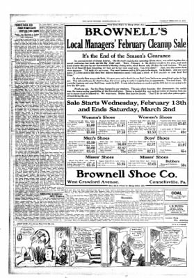 The Daily Courier from Connellsville, Pennsylvania on February 12, 1918 · Page 6