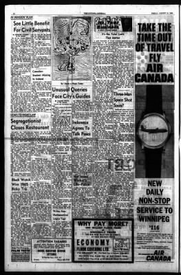 The Ottawa Journal from Ottawa,  on August 14, 1964 · Page 12