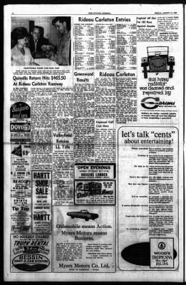 The Ottawa Journal from Ottawa,  on August 14, 1964 · Page 16