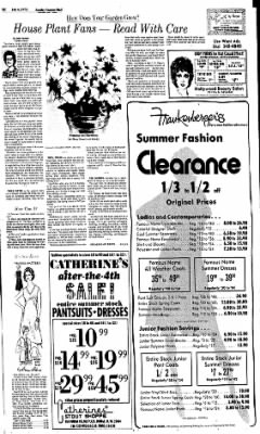Sunday Gazette-Mail from Charleston, West Virginia on July 6, 1975 · Page 29