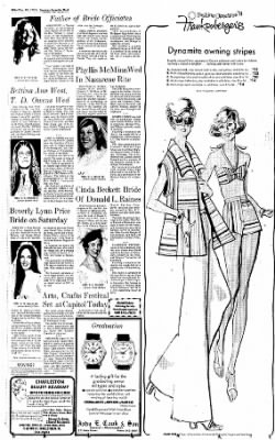 Sunday Gazette-Mail from Charleston, West Virginia on May 19, 1974 · Page 48