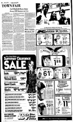 Sunday Gazette-Mail from Charleston, West Virginia on July 6, 1975 · Page 50