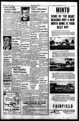 The Ottawa Journal from Ottawa,  on August 15, 1964 · Page 5