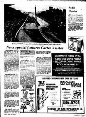 Sunday Gazette-Mail from Charleston, West Virginia on May 30, 1976 · Page 77